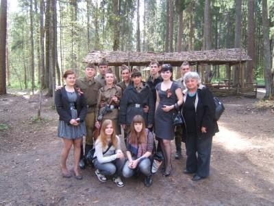 Брянскими тропами 2010-05-01