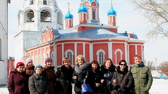 Экскурсия в Коломну 2013 2013-04-03