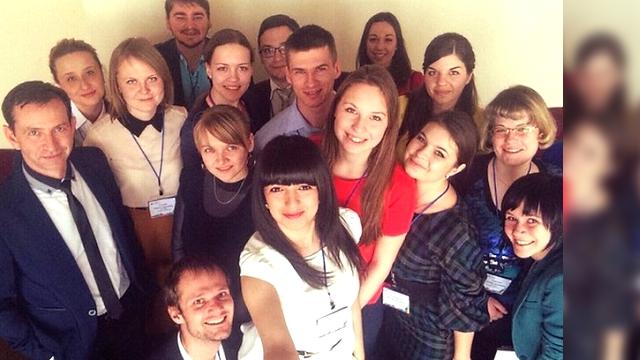 Пленарное заседание Первого форума молодых педагогов 2015-04-22