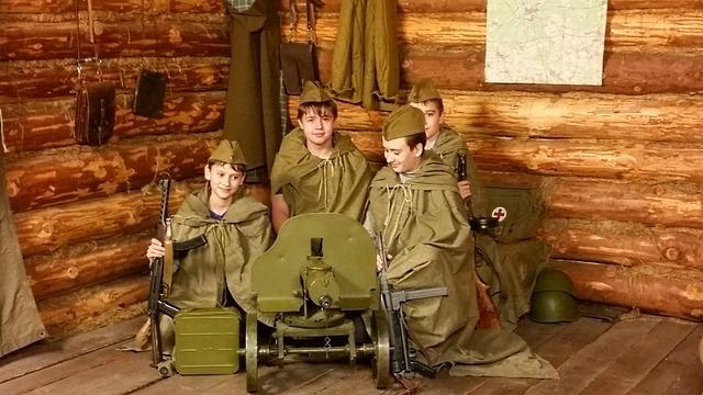 Музей Великой Отечественной Войны — 6Б 2016-03-15