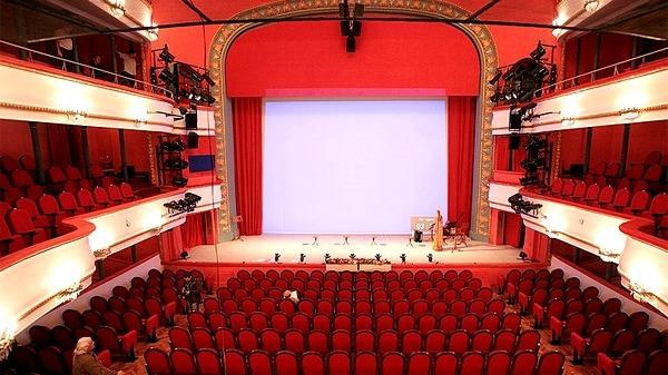 Театр Маяковского — Плоды просвещения 2016-01-30