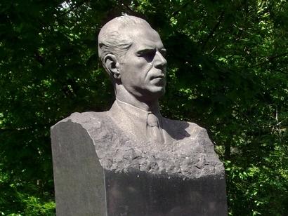 Посещение мемориала Героя Советского Союза Д.Н. Медведева. Мы помним своего Героя! 2016-06-22